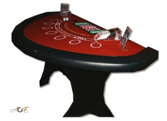 Casino Equipment Poker Tables Blackjack Tables Roulette Tables Craps Tables Baccarat Tables Slot Machines