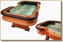 Craps Table Rental Fresno