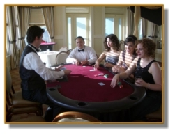 One of our casino themed parties