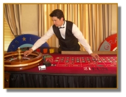 Recent Casino themed party