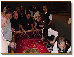 A Recent Casino Event Party