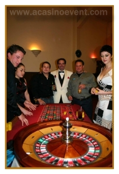We provided high quality roulette tables