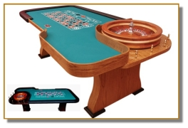 Roulette Table Rental Los Angeles